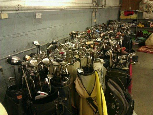 used clubs mess